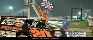 Scott Ferrier Takes Victory At Afton Motorsports Park