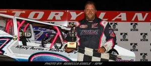 Dunn Beats Williamson In Border Battle At Can-Am Friday Night