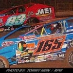 Rex King Jr. Keep Rolling At Lernerville Speedway