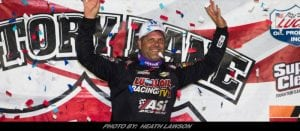 Pearson Snags NAPA Know How 50 Lucas Oil LM Dirt Event At Tri-City