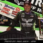 Donny Schatz Wins Knight Before Kings Royal At Eldora Speedway