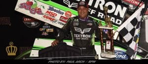 Donny Schatz Wins Knight Before Kings Royal At Eldora Speedway