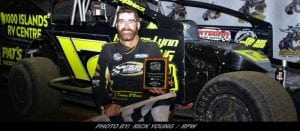 Danny O'Brien Does It Again At Brockville Ontario Speedway