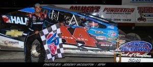 Friesen Family Bookends Top Five At Fonda Speedway