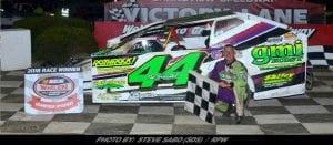 Doug Manmiller Grabs Victory Laurels At Grandview Speedway