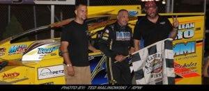 Rich Rutski Wins Saturday Night's Main Event At New Egypt Speedway