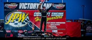 Chris Madden Repeats Past Success At Ogilvie For WoO LM Series Win No. 5