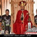 Donny Schatz Wins Third Consecutive Kings Royal At Eldora Speedway