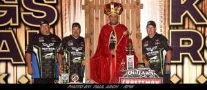 Donny Schatz Wins Third Consecutive Kings Royal At Eldora Speedway