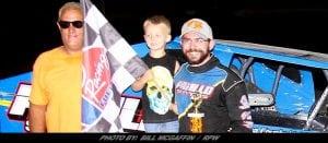RPW Exclusive: Determination Lands Tim Hartman Jr. In Victory Lane At Glen Ridge Motorsports Park Sunday