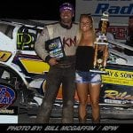 Dave Constantino Earns First King Of Dirt Victory At Fonda Speedway