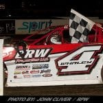 "RPW Exclusive: Whaley & Godown Collect ""Three For All"" Wins At Bridgeport"