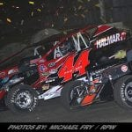 RPW Exclusive: Stewart Friesen Survives The Battle At OCFS For Third Super DIRTcar Victory Of 2018