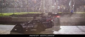 Davenport Edges Bloomquist In Photo Finish In Lucas Oil LM Dirt Series Event At I-80