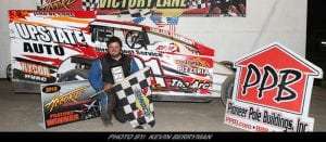 Jimmy Wells Gets Back To Victory Lane For Third Win Of Season At Accord