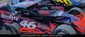 Jeremy Smith Takes Checkers Friday Night At Afton Motorsports Park