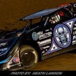 Scott Bloomquist Earns Lucas Oil Late Model Dirt Series Silver Dollar Nationals Pole