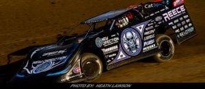Scott Bloomquist Earns Lucas Oil Late Model Dirt Series Silver Dollar Nationals Pole