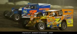 Steve Paine Victorious Friday Night At Outlaw Speedway