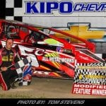 Jesse Cotriss Scores Modified Win At Ransomville Speedway