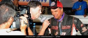 Dewease Becomes Williams Grove's All-Time Sprints Wins Leader With Friday's Victory