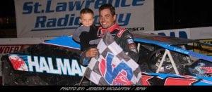 Stewart Friesen Nails Down Another Victory Saturday At Fonda Speedway