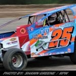 Erick Rudolph Wins At Land Of Legends Raceway Before Rain Sets In