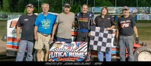 RPW Exclusive: Victory For Bobby Varin; Heartbreak For Mike Mahaney Sunday Night At Utica-Rome
