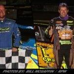 Dave Marcuccilli & Richie Crane Come Up Big Sunday Night At Utica-Rome Speedway
