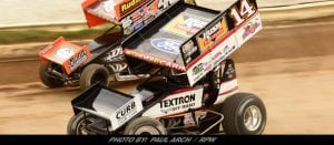 """Tony Stewart, Rico Abreu Join All Stars For """"Smoke On The Hill II"""" Thunder Show At Grandview"""