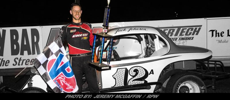 The Jack' Honors Fonda & Super DIRTcar Series Legend With 100-Lap
