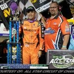 Kerry Madsen Pockets $10,000 During All Stars Visit To Jackson Motorplex