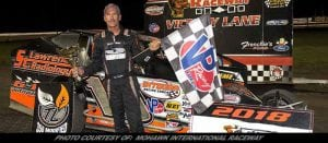 Tim Fuller Gets It Done With Sixth 358-Modified Win At Mohawk Int'l Raceway
