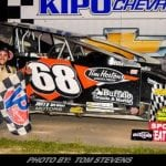 Dave DiPietro Wins Sportsman Feature Friday At Ransomville
