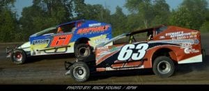 Chris Herbison Returns To 358-Modified Victory Lane At Brockville