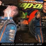 """RPW Exclusive: LJ Lombardo Gets """"Much Needed"""" Victory Saturday At Lebanon Valley Speedway"""