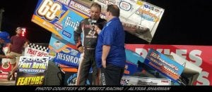 Dewease Passes Dietrich For Port Royal Dream Race Victory; Pockets $12,450