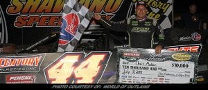 Madden Wins WoO LMS Shootout At Shawano Speedway; Moves Into Tie For Series Points Lead