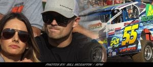 RPW Exclusive: Brett Haas Shines In Devil's Bowl King Of Dirt 358-Mod Series Event