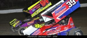 Thunder Cup Up For Grabs August 23rd At Grandview For All Star Sprints & Mods