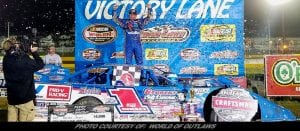 Sheppard Edges Davenport To Win Night #1 Of USA Nationals Weekend At Cedar Lake