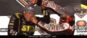 Terry McCarl Wins Fifth Knoxville 360 Nationals