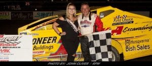 """""""Billy The Kid"""" Nails Down The Win At Bridgeport Speedway"""