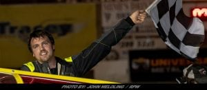 Tim Sears Jr. Gets Another Victory At Fulton Speedway Saturday