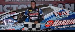 Craig Von Dohren Wins Modified Feature At Grandview