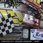 Steve Poirier, Justin Wright Victorious Saturday Night At Land Of Legends