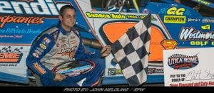 Sheppard Dominates Stellar Field To Win Jan Corcoran Memorial At Utica-Rome