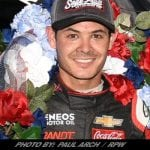 Kyle Larson Adds Front Row Challenge & $20,000 To His Resume