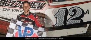 """""""The Jack"""" Rescheduled For Monday At Fonda; Guaranteed Starting Spot For Super DIRT Week On The Line"""