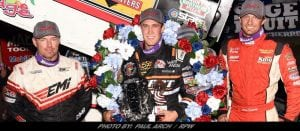 Carson Macedo Sails To Ultimate Challenge Victory With ASCS Sprints